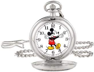 EWatchFactory Disney Men's 56403-3467 Mickey Mouse Pocket Watch