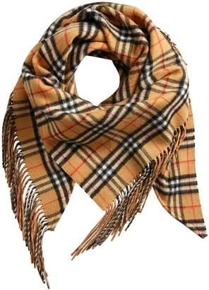 Burberry branded bandana
