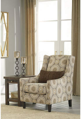 Signature Design by Ashley Quarry Hill Wingback Chair