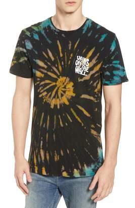 Vans Tie Dye Reaper T-Shirt