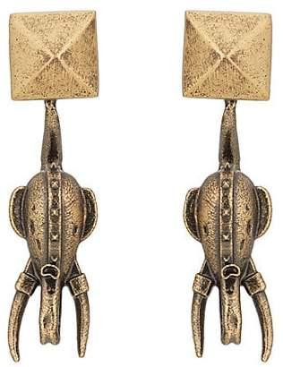Valentino WOMEN'S ELEPHANT EAR JACKETS - GOLD