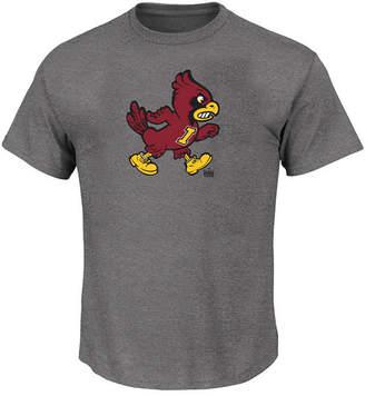 Profile Men's Big & Tall Iowa State Cyclones Vault Logo T-Shirt