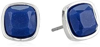 Chaps Women's Square Stud Earrings