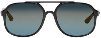 Ray-Ban Black RB4312CH Sunglasses