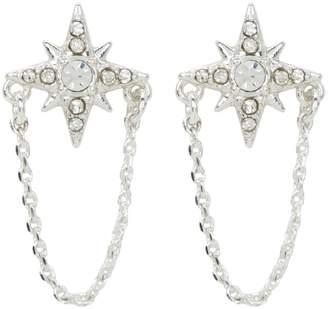 Juicy Couture Charm Swag Stud Earrings