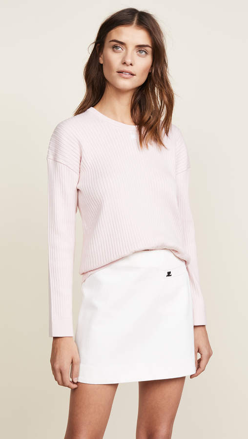 Oversized Long Sleeves Pullover