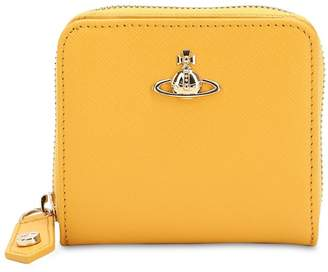 Vivienne Westwood Medium Pimlico Leather Wallet