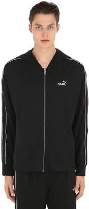 Puma Select Karl Hooded Jersey Track Jacket
