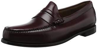 G.H. Bass & Co. Men's Larson Burgundy Loafer 10.5 3E