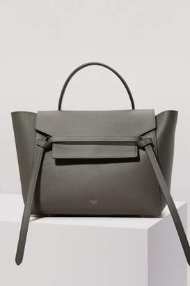 Celine Mini Belt bag in grained calfskin