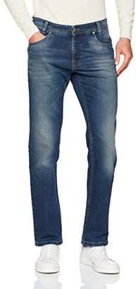 Atelier GARDEUR Men's Bill-8 Straight Jeans,W42/L34 (Size: 42/34)