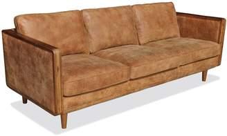 Apt2B Sequoia Leather Sofa TAN