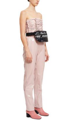 Le Sport Sac Mademe X Black Lenticular Belt Bag