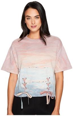 Hard Tail - Laced Sweatshirt Women's Sweatshirt $92 thestylecure.com