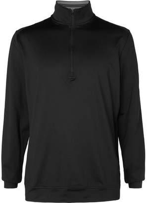 adidas Classic Club Stretch-Jersey Golf Half-Zip Sweater
