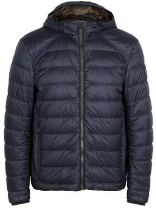 Belstaff Redenhall Navy Quilted Shell Jacket