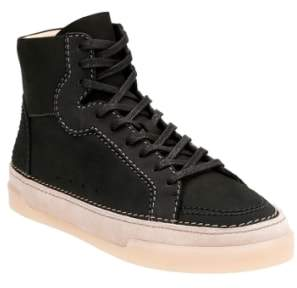 Clarks R) Hidi Haze High Top Sneaker