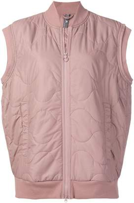 adidas by Stella McCartney Yoga quilted shell jacket