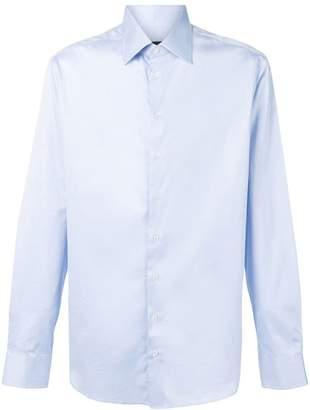 Giorgio Armani cutaway collar shirt
