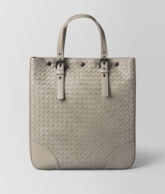 Bottega Veneta DARK CEMENT INTRECCIATO VN AQUATRE