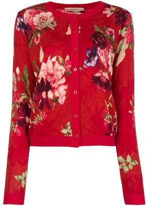 Twin-Set floral cardigan