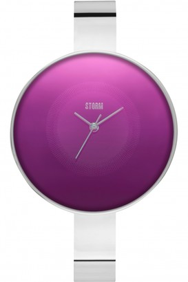 Storm Cyllene Lazer Purple Watch 47434/LP