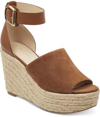 Marc Fisher Cala Platform Wedge Sandals Women Shoes