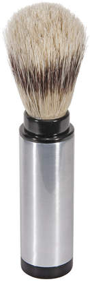 Kingsley NATURALLY BY KINDSLEY Naturally by Chrome Travel Shaving Brush