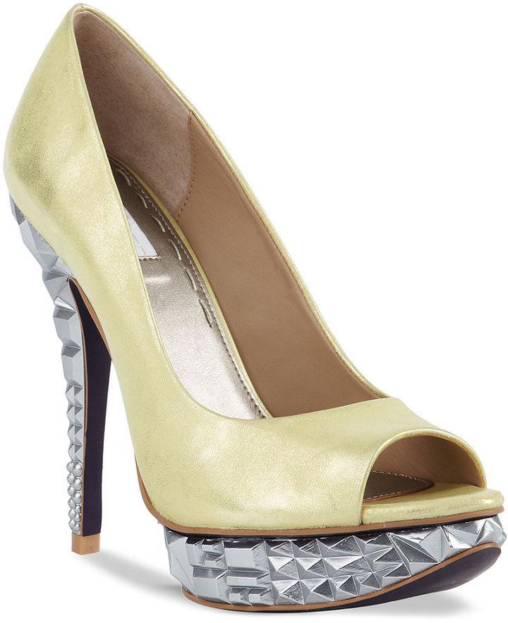 Rachel Roy Shoes, Keiraah Platform Pumps