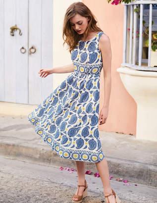 Boden Fit Flare Dresses Shopstyle