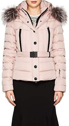 Moncler Women's Beverley Tech-Faille Puffer Coat