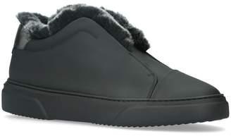 Harry's of London Rabbit Fur Sneakers