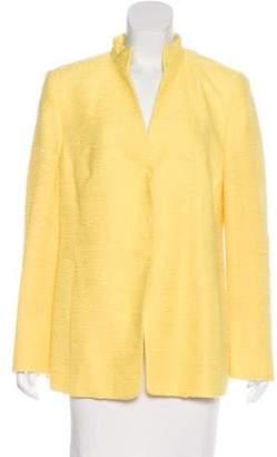 Akris Linen-Blend Jacket