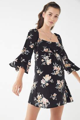 Somedays Lovin Hypnotic Bloom Empire Waist Dress