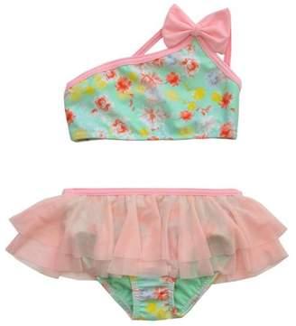 Frou Frou Mint Floral Swimsuit
