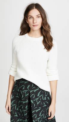 Jenni Kayne Cotton Fisherman Sweater