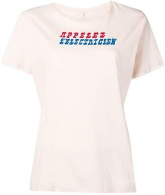 Bellerose printed T-shirt