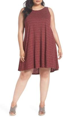 Caslon Sleeveless Knit Dress