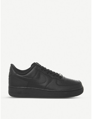 Nike force one low top trainers