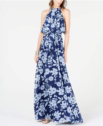 INC International Concepts I.n.c. High-Low Maxi Dress