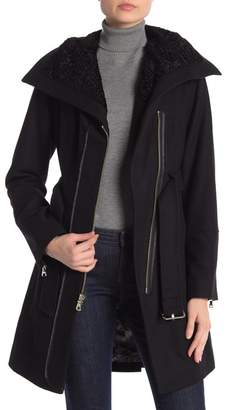 GUESS Collared Coat