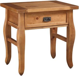 Linon Santa Fe End Table