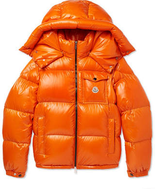 Moncler Montbeliard Quilted Shell Down Jacket