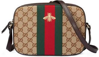 Original GG shoulder bag $850 thestylecure.com