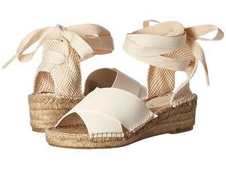 Soludos Crisscross Demi Wedge Women's Wedge Shoes
