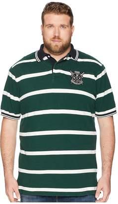 Polo Ralph Lauren Big Tall Basic Mesh Short Sleeve Knit Collar Knit Men's Clothing