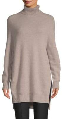 Saks Fifth Avenue Turtleneck Cashmere Tunic