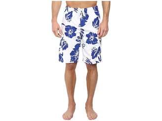 U.S. Polo Assn. Metallic Flower Boardshorts Men's Swimwear
