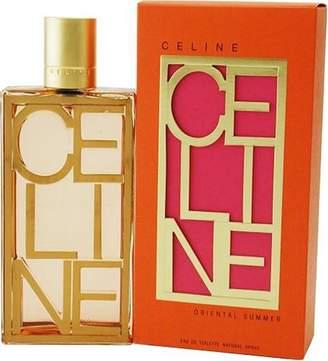 Celine Dion Celine Oriental Summer By Celine For Women. Eau De Toilette Spray 3.3 Ounces