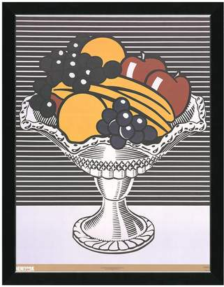 Art Source Still Life With Crystal Bowl by Roy Lichtenstein (Offset Lithograph)